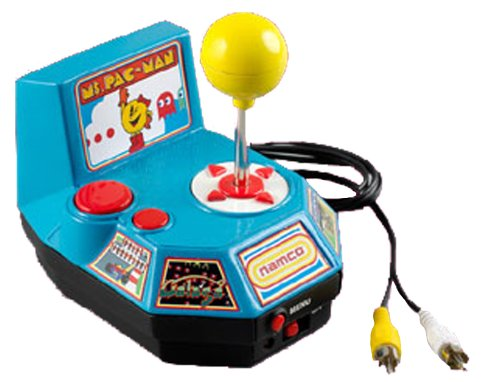 Tv Games Plug And Play : Plug it in play tv games question