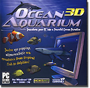 Ocean 3D Aquarium Screen Saver