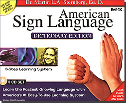 American Sign Language - Dictionary