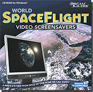 World Spaceflight Video ScreenSavers
