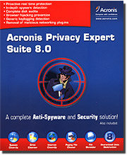 Acronis Privacy Expert Suite 8.0