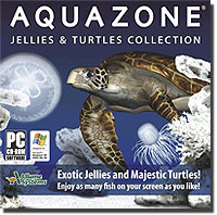 Aquazone - Jellies & Turtles Collection