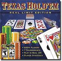 Texas Hold'em Real Limit Edition