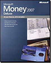 Microsoft Money 2007 Deluxe