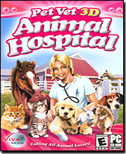 Pet Vet 3D Animal Hospital