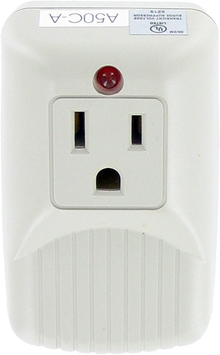 Appliance Outlet - Woods 1 Outlet Appliance Surge Protector - 500 Joules