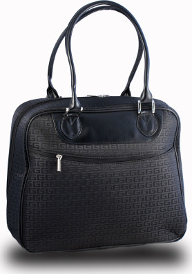 "Designer Briefcases - Mystique 12"" Ladies Designer Laptop Bag - MC-125"